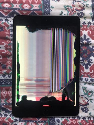 ipad mini 4, 128 gb - danificado