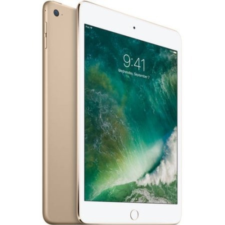 ipad mini 4 128gb dourado wifi retina 7,9 8mp p. entrega