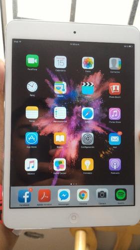 ipad mini a1432 blanca 32gb wifi envíos a todo el país 8-10