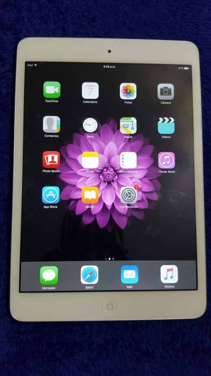 ipad mini retina de 32 gb 9 en mercado libre. Black Bedroom Furniture Sets. Home Design Ideas