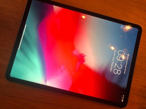 ipad pro 11 polegadas 256gb wifi + celular + applepencil 2ge