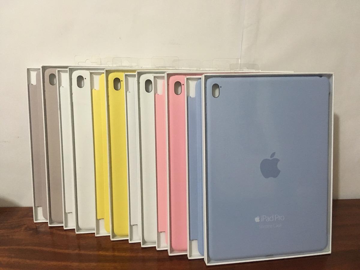 8255cb2e8c0 iPad Pro 9.7 Silicone Case Ó Smart Cover Blanco Marca Apple - S/ 175 ...