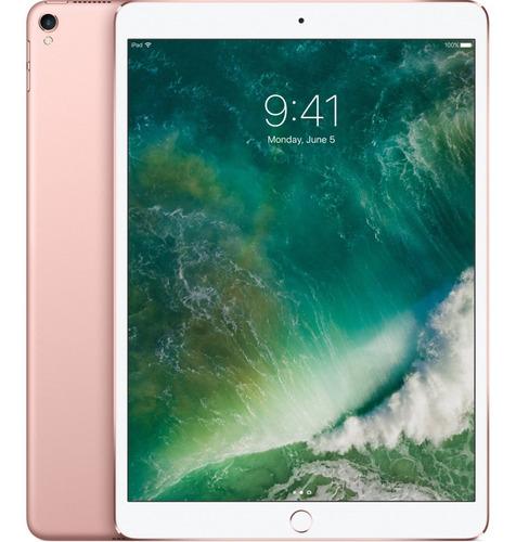 ipad pro wi-fi 256gb rose gold 10.5 polegadas mpf22ll/a