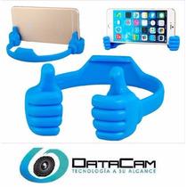 Soporte Plastico Ok Pulgar Para Celular Tablet 7 Pulgadas