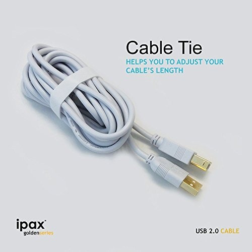 ipax 25ft cable extralargo [conector de interfaz de 10 pies