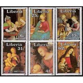 Ipê-445-446 - Liberia - Natal - Quadros De Raphael