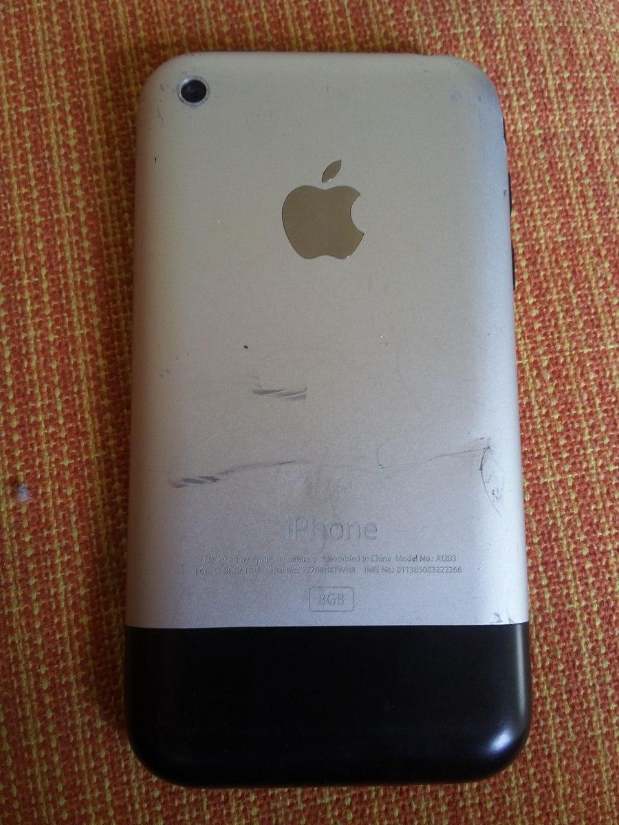 iPhone 1 Generacion Y 2da Generacion - $ 4,900.00 en
