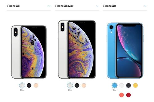 iphone 11 / 11 pro / 11 pro max / xs / xs max nuevo sellado