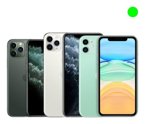 iphone 11 64gb 128g 11 pro  pro max n u e v o garantia 1 año