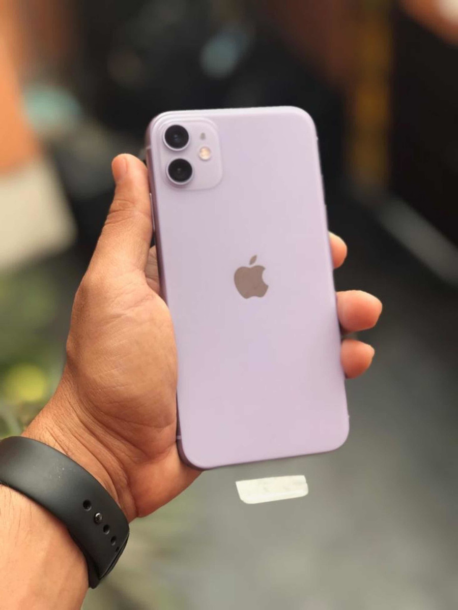 Seanreek Iphone 11 Color Lilla