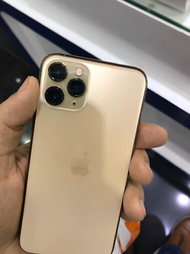 iphone 11 pro 64 gb gold (desbloqueado)