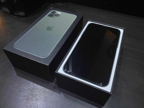 iphone 11 pro at&t 64gbs verde nocturno