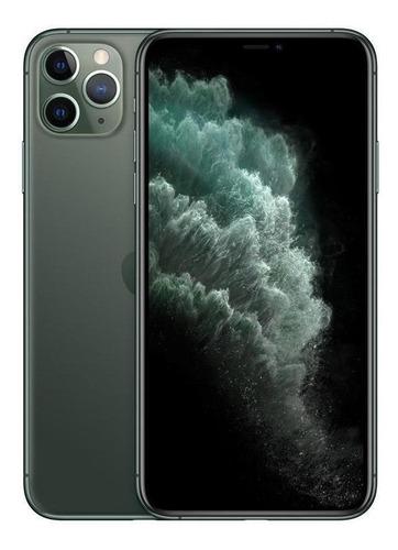 iphone 11 pro dual sim 256 gb verde-meia-noite 4 gb ram
