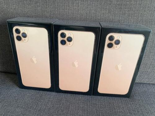 iphone 11 pro max 256gb - dorado / gold - sim free - nuevos
