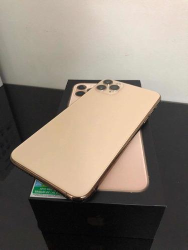 iphone 11 pro max 64 gb gold dos días de uso