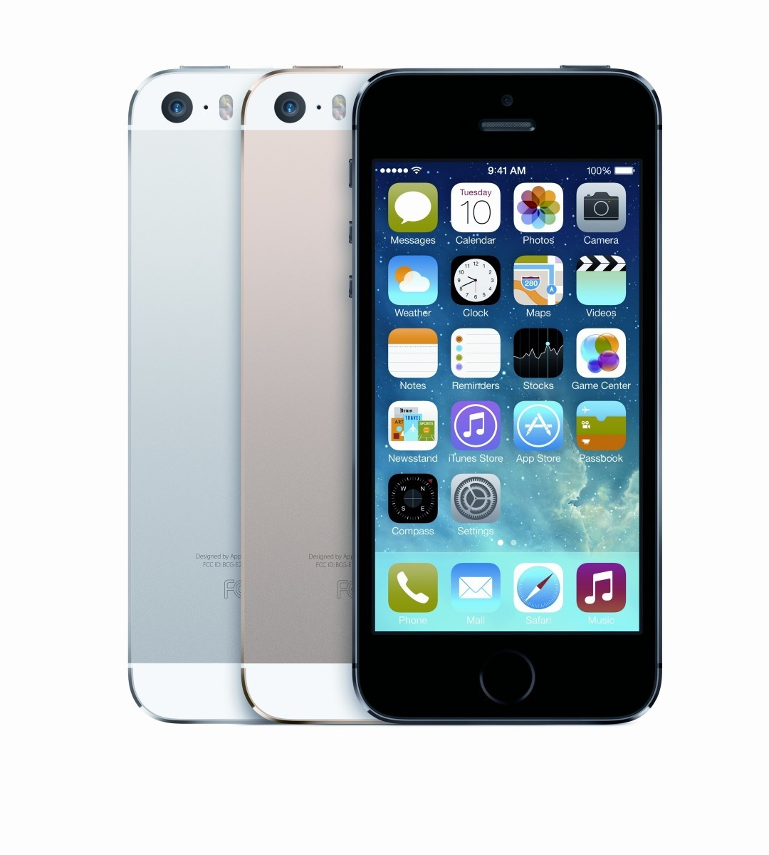 5a5e71c9ebd Apple iPhone 5s 16gb Nuevo + Lamina Y Funda - Phone Store ...