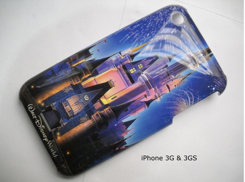 iphone 3g 3gs funda acrilica con diseño estuche protector
