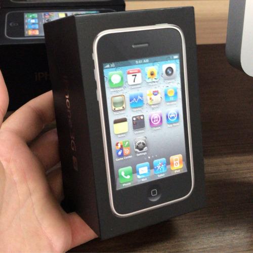 iphone 3gs 8g novo ,para colecionador