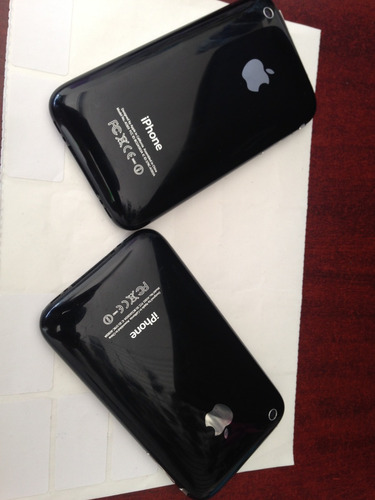 iphone 3gs negro seminuevo iusacell unefon $750.