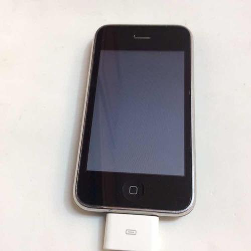 iphone 3gs preto 16 gb usado defeito