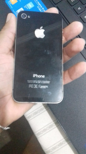iphone 4, 8gb, desbloqueado, anatel