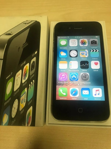 iphone 4 8gb en caja!!!