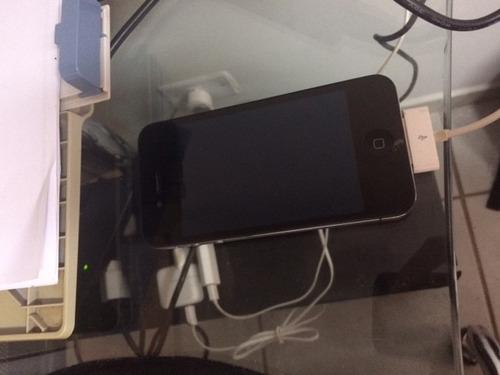 iphone 4 - 8gb preto
