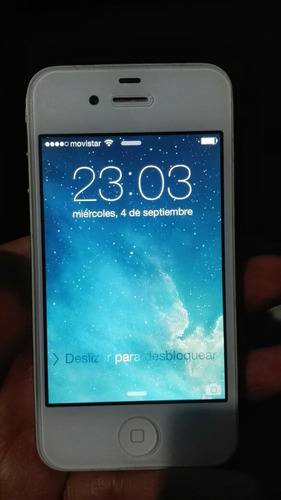 iphone 4 de 16 gbytes perfecto