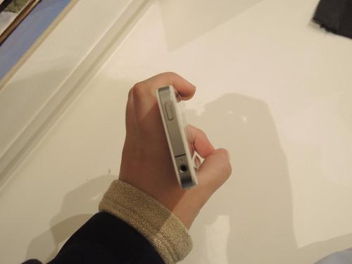 iphone 4 de 8gb blanco perfecto estado libre