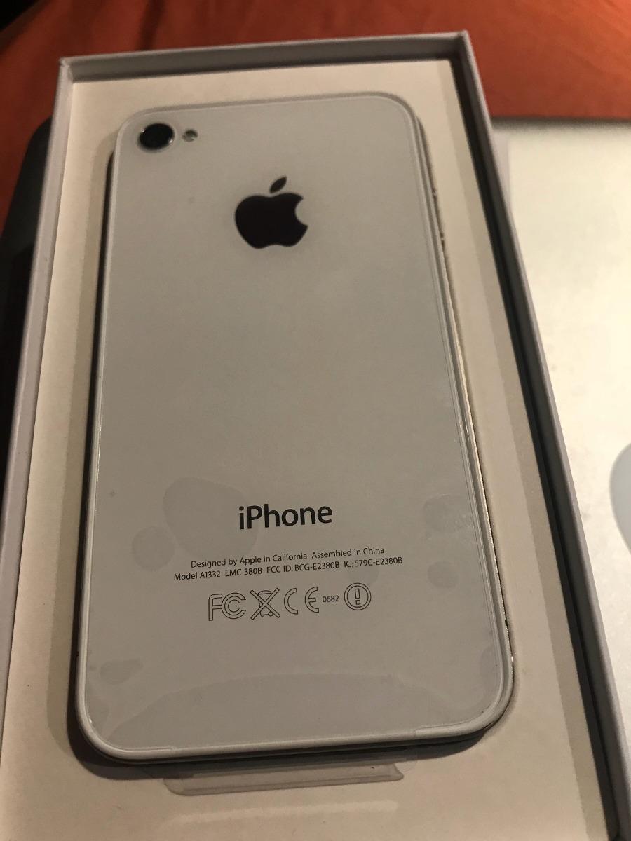 fbce5060d3b iPhone 4 Nuevo De Colección - $ 1,450.00 en Mercado Libre