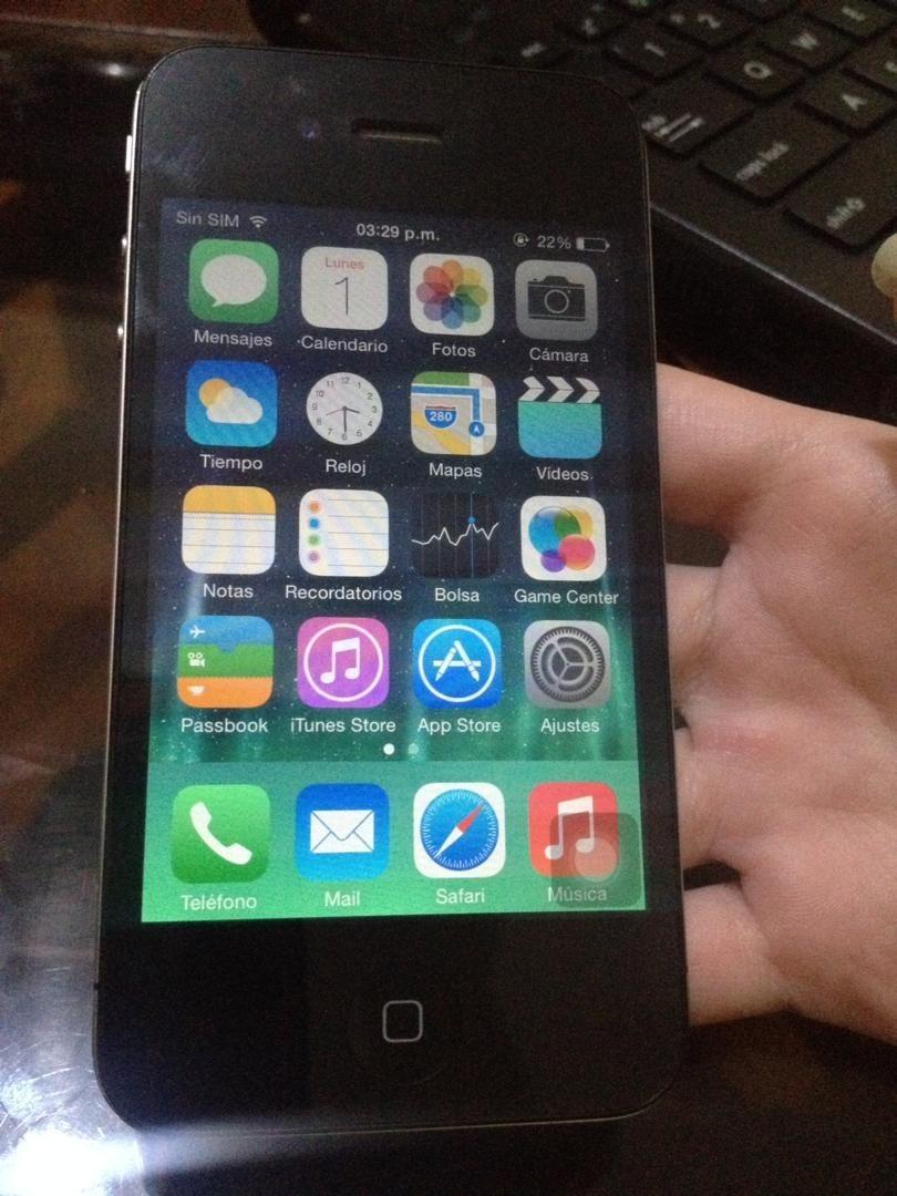 265390d61f1 Iphone 4 Para Repuestos - Bs. 102.000,00 en Mercado Libre
