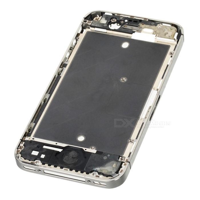 Iphone 4 Reparación Carcasa Central Marco + Tapa Trasera - $ 1.590 ...