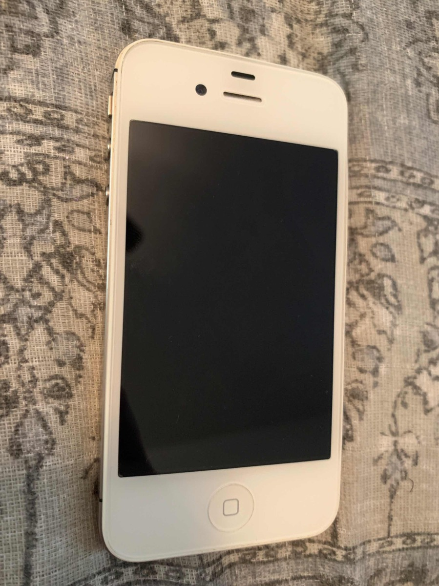 94a93b135fc iPhone 4 S Solo No Enciende Pantalla - $ 1,000.00 en Mercado Libre