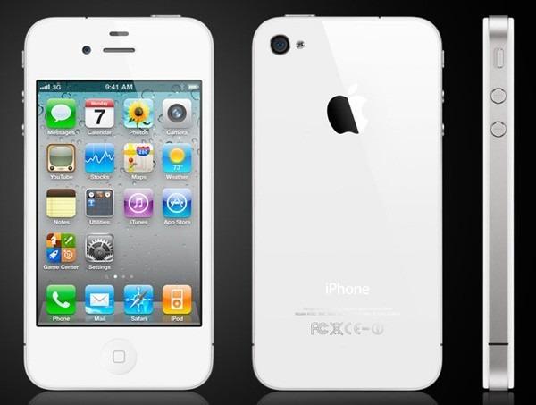 8edd0db3473 iPhone 4 Usado - R$ 820,00 em Mercado Livre