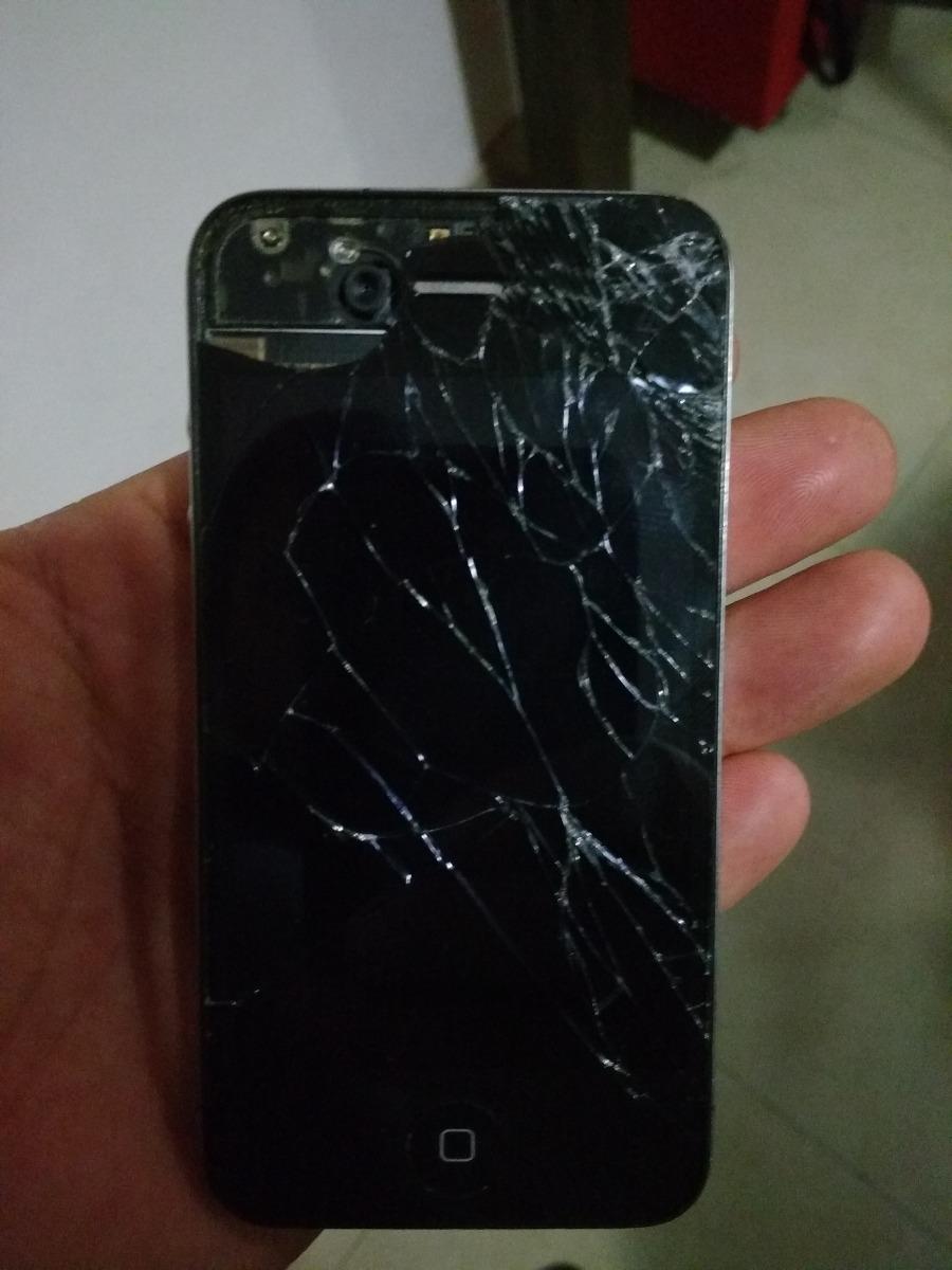 desbloquear iphone 4 pantalla rota