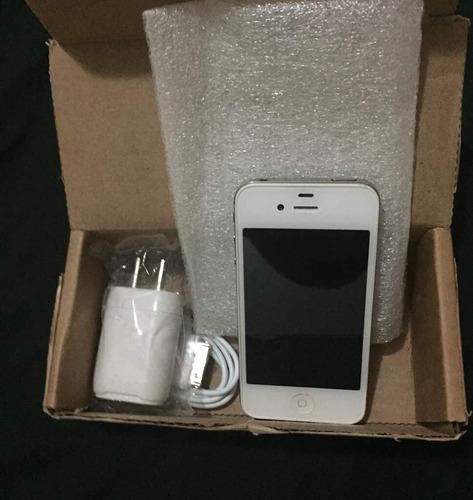 iphone 4s 16gb liberado 3g blanco