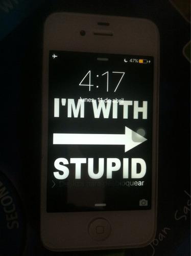iphone 4s 16gb, perfecto estado!