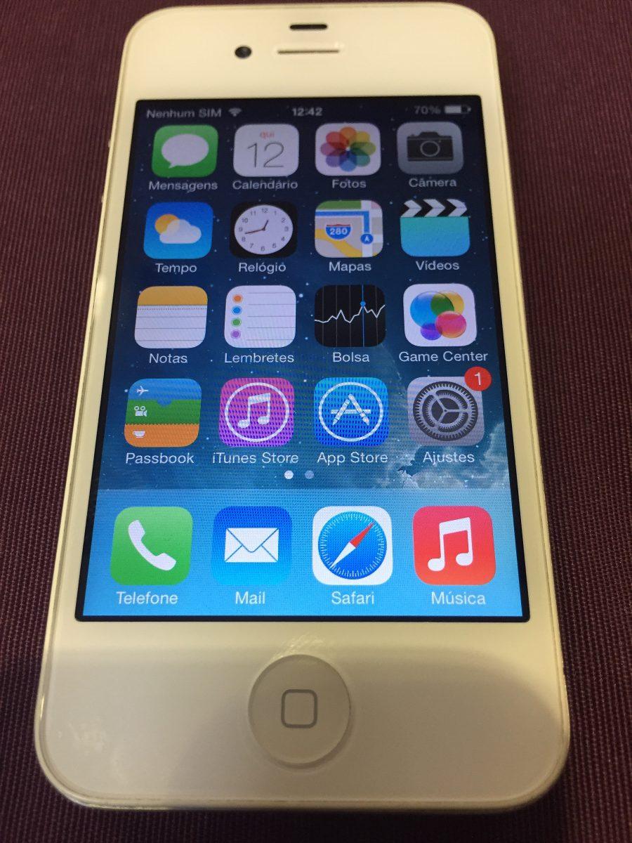 Comprar iphone 4 s