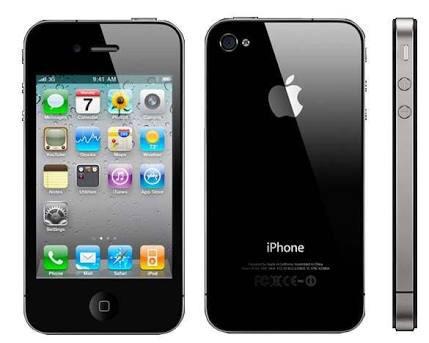 iphone 4s 8gb negro