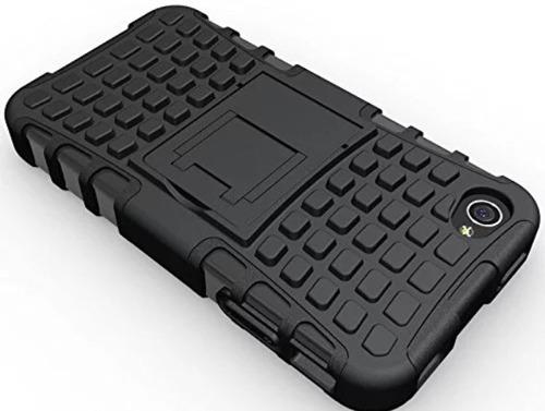 iphone 4s. armadura anti-impacto. doble protección