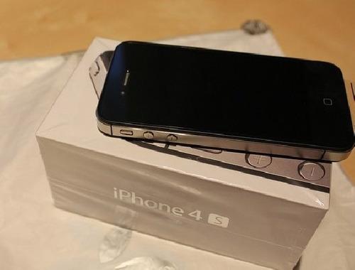 iphone 4s de 16 gb en caja-apple como nuevo bandas libres