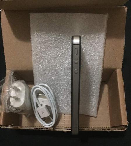 iphone 4s de 16gb liberado 3g negro