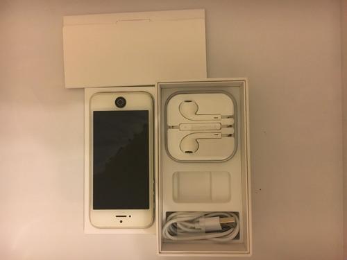 iphone 5 16 gb branco completo com acessorios