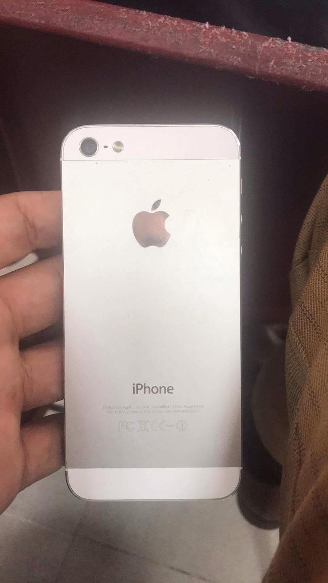 Iphone 5 16g 2 500 00 En Mercado Libre