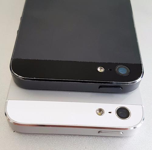 iphone 5 16gb branco seminovo usado original