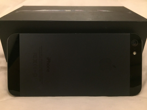 iphone 5 16gb impecable lamina protectora mas carcasa