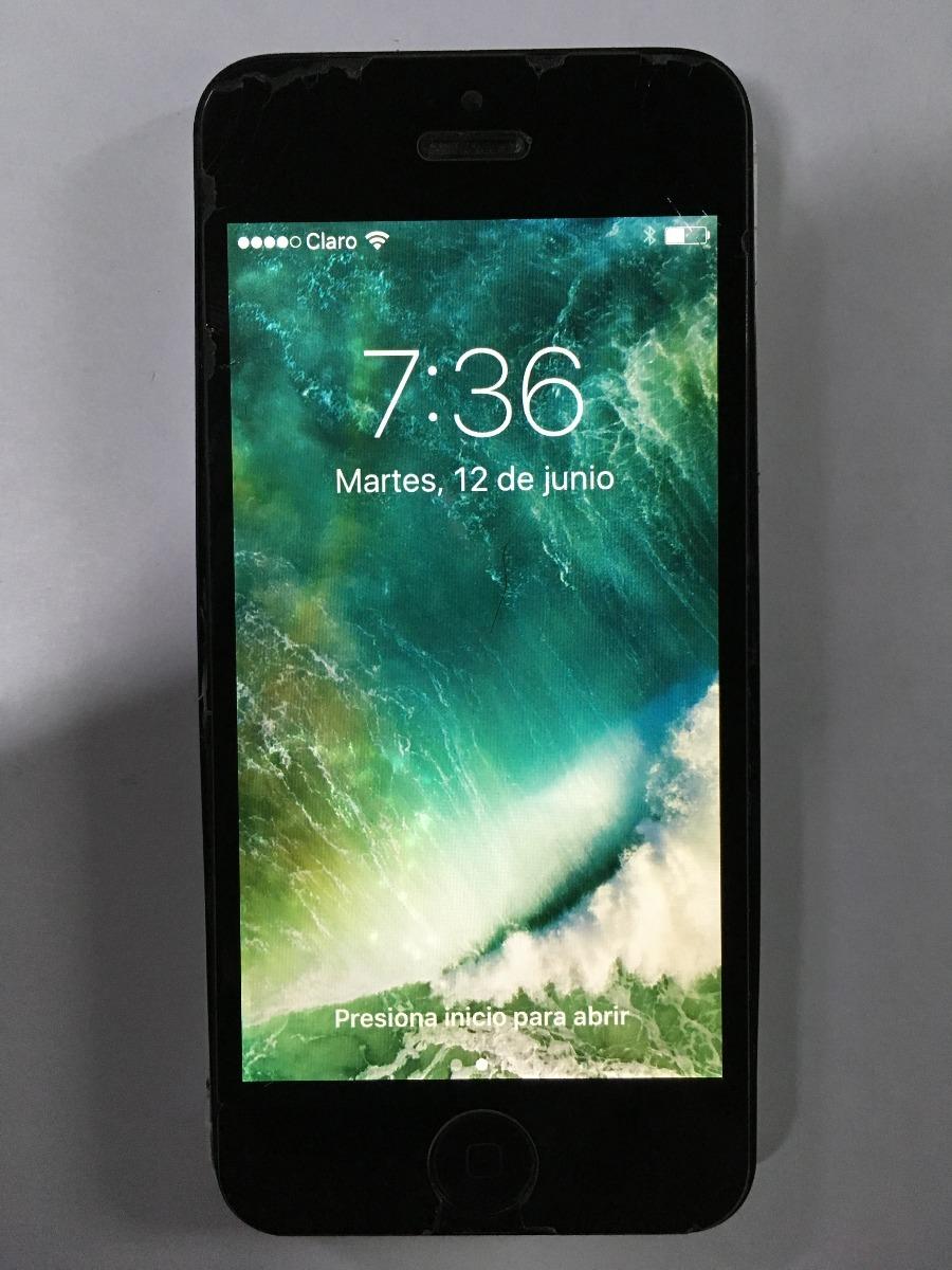 127c819be92 iPhone 5 16gb Reparar O Repuestos - Libre Icloud Tarjeta Ok ...