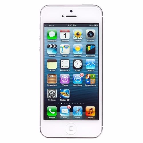 iphone 5 16gb seminovo desbloqueado nf frete grátis + brinde