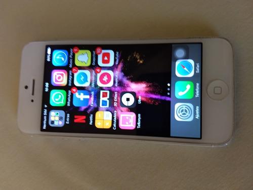 iphone 5 apple - usado