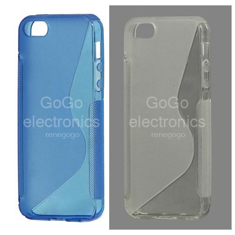 iphone 5 de apple kit funda de tpu envio expres !!!!!